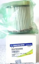 GENUINE SSANGYONG ELEMENT KIT FUEL FILTER C200 2247634000 NEW