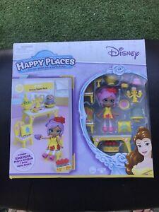 Shopkins Disney Happy Places Belle  Dining Theme Pack