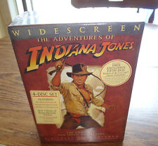The Adventures of Indiana Jones  Raiders of the Lost Ark  The Temple of Doom   T