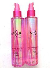 2 Nexxus Salon Hair Care Color Assure Glossing Tonic Sulfate Spray 6.1 fl oz