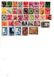 commonwealth stamps, malaya states