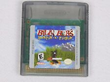 Billy Bob's Huntin'-n-Fishin' (Nintendo Game Boy Color, 1999) Tested
