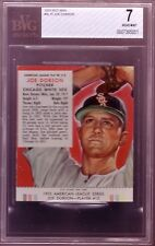 1953 RED MAN JOE DOBSON CARD NO:AL 15 BVG 7 NEAR MINT