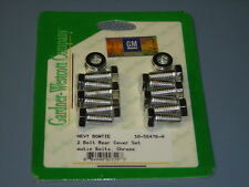 Gm Rear End Cover Bolts 12 Bolt BOWTIE