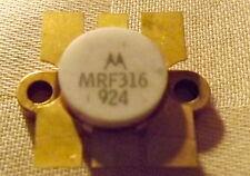 Transistor RF MRF316 80 W a 150 MHZ Original Motorola ! No Macom