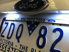T10 Super white LED bulb/globe for Ford FG number plate lights