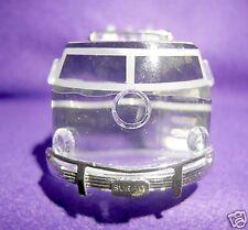 Kombi Van - Crystal Figurine.
