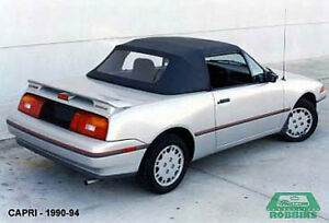 "1990-1994 Mercury Capri (Ford Capri) Top ""Robbins"""