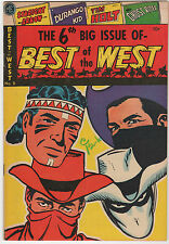 ME  BEST OF THE WEST 6  GHOST RIDER  TIM HOLT  1952  A-1 70  SHARP COPY