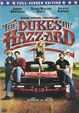 The Dukes of Hazzard (PG-13 Full Screen Edition) [DVD] NEW!