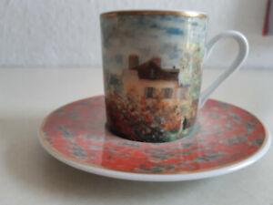Espresso-Tasse Goebel Artis Orbis Claude Monet