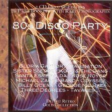 80's Disco-The Ibiza Gold Collection Gloria Gaynor, Oliver Cheatham, Ke.. [2 CD]