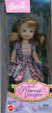 Kelly Doll (Barbie as The Princess and the Pauper Series) (New)