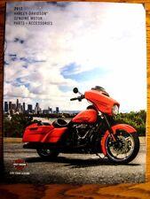 2017 Harley Davidson GENUINE Parts & Accessories Catalog Brochure 900+ pgs!