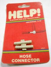 s Vacuum Hose Connector Dorman 47010 Universal 1//8/'/' Hose Connector