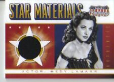 2015 Panini Americana Star Materials Hedy Lemarr Swatch