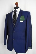 Woolen Single Breasted Suits Blue Suits & Tailoring for Men