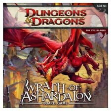 WOC21442 Dungeons and Dragons: Wrath Of Ashardalon Board Game