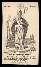 litho. HL. AMATUS VON REMIREMONT. 19 Jh.