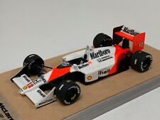 1/43 Tameo McLaren MP 4/5 Honda 1988 F1 Series Ayrton Senna  A1115