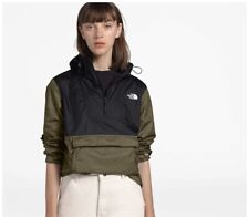 The North Face Women's Printed Fanorak Jacket Size Large