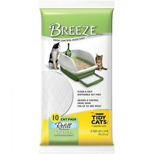 New Tidy Cats Breeze Pads - Pack of 10
