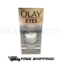 Olay Eyes Brightening Eye Cream for Dark Eye Circles 0.5 fl oz (15 ml)