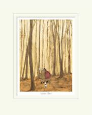 Golden Years - Limited Edition Print by Sam Toft