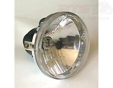 Faros uso 120 mm con luz de estacionamiento hs1 35/35w cristal claro e-gepr. headlight