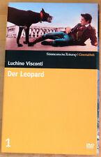 Der Leopard, Luchino Visconti, DVD, SZ-Cinemathek 1