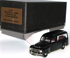 RobEddie RE 35x, Volvo PV445 Hearse, Leichenwagen, Likbilar, Funeral Car 1/43