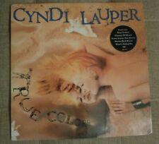 "New listing FACTORY *SEALED* CYNDI LAUPER TRUE COLORS LP VINYL 12""RECORD 1986 ORIG 1ST PRESS"