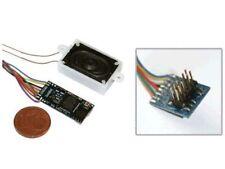 ESU 55800 - LokSound micro V4.0 Universalgeräusch zum Selbstprogrammieren PluX12