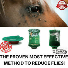 The Ranch Fly Trap™ - The Most Effective Ever Made - Sunshine Reusable Fly Trap
