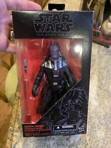 Star Wars The Black Series DARTH VADER Emperors Wrath NEW Sealed Walgreens