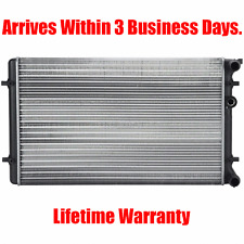 New Radiator For Jetta Golf 99-05 Audi A3 98-10 TT 1.8 1.9 2.0 L4 2.8 3.2 V6