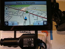 "Garmin Nuvi 2519LM, VGC, Life Maps, UK 2018, Bluetooth, Huge 5"" screen, Ready."