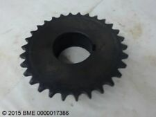 DODGE, 117167, SPROCKET, SINGAL ROLLER CHAIN, 30T, 40 CHAIN, USES P BUSHING