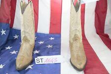 ece160e2b4 Botas RUDEL(Cod.ST1643)usado N cuero marróN Mujer Vaquero Country vintage