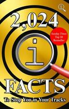 2,024 QI Facts To Stop You In Your Tracks, Miller, Anne,Harkin, James,Lloyd, Joh