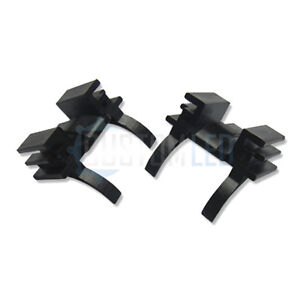 2 x Fiat 500 H7 HID Conversion Bulb Holders Base Adaptors