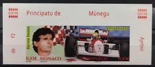 MONACO n° 29917/18 F1 Automobille Ayton Senna non dentelé TB ** Cdf !
