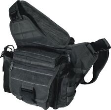 UTG PVC-P218B Multi-functional Tactical Messenger Bag