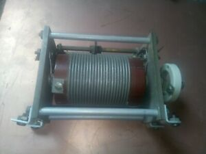 Variable Roller Inductor Coil HF Linear Power Amplifier or Antenna Tuner