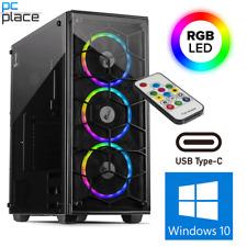 GAMER PC INTEL i9 9900KF @5GHz RTX2060 8-32GB DDR4 SSD+HDD Win10 Gaming Computer