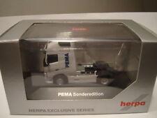 PEMA Sonderedition VOLVO FH 460 Euro 6  Herpa Exclusiv Werbemodell  Limitiert.