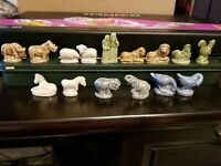 RED ROSE TEA WADE OF ENGLAND COMPLETE SET OF 15 NOAH'S ARK FIGURINES