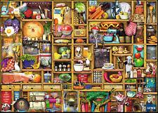 Ravensburger 1000 Piece Jigsaw Puzzle Kitchen Cupboard