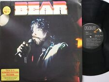 Rock Lp Richard T. Bear Bear On Rca