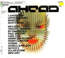 SCOTT BOND - AHEAD trance 2 x CD HYBRID MATT HARDWICK SOLAR STONE GATECRASHER